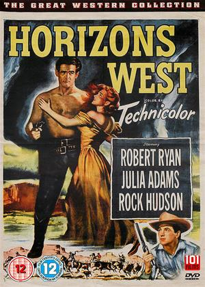 Rent Horizons West (aka The Texas Man) Online DVD Rental