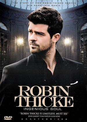 Rent Robin Thicke: Ingenious Soul Online DVD Rental