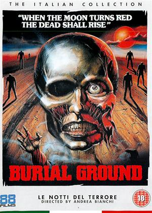Burial Ground Online DVD Rental