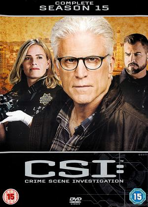 CSI: Series 15 Online DVD Rental