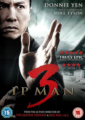 Ip Man 3 Online DVD Rental