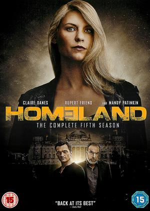 Homeland: Series 5 Online DVD Rental