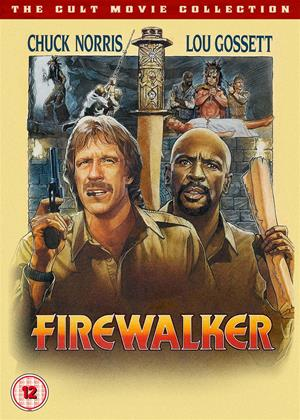 Rent Firewalker Online DVD Rental