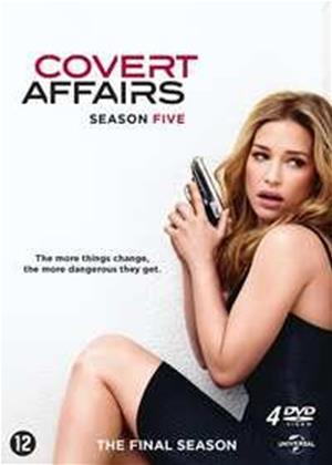 Covert Affairs: Series 5 Online DVD Rental