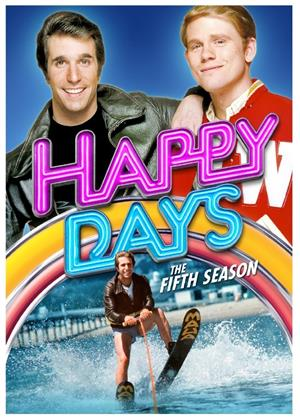 Happy Days: Series 5 Online DVD Rental