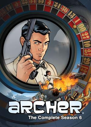 Archer: Series 6 Online DVD Rental