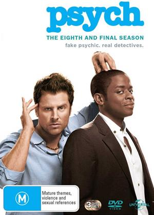 Rent Psych: Series 8 Online DVD Rental