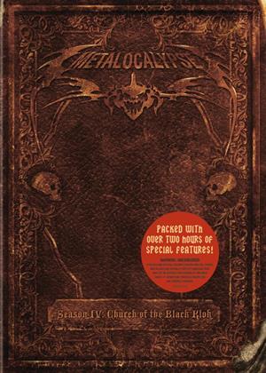 Rent Metalocalypse: Series 4 Online DVD Rental