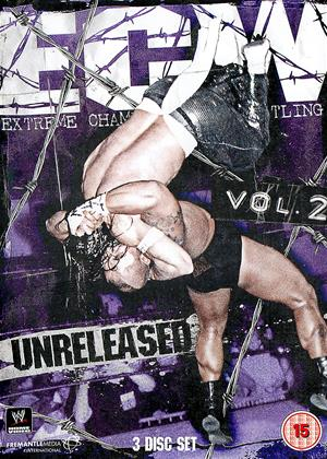 WWE: ECW: Unreleased: Vol.2 Online DVD Rental