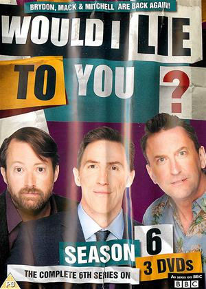 Would I Lie to You?: Series 6 Online DVD Rental