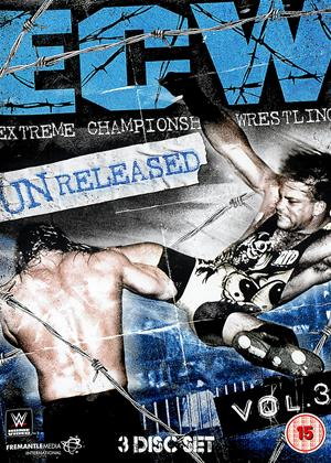 Rent WWE: ECW: Unreleased: Vol.3 Online DVD Rental