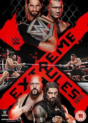 WWE: Extreme Rules 2015 Online DVD Rental