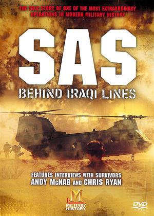 SAS: Behind Iraqi Lines Online DVD Rental