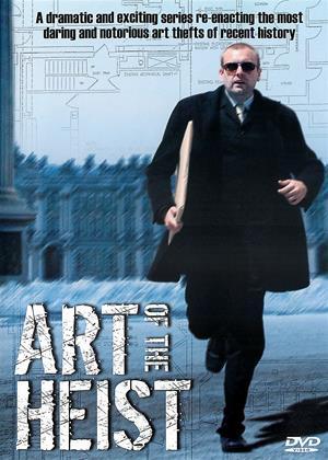 Rent Art of the Heist Online DVD Rental