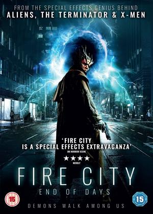 Fire City: End of Days Online DVD Rental