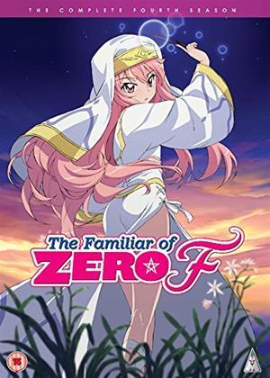 Rent The Familiar of Zero: Series 4 (aka Zero no tsukaima) Online DVD Rental