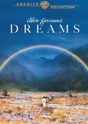 Rent Akira Kurosawa's Dreams (aka Yume) Online DVD Rental
