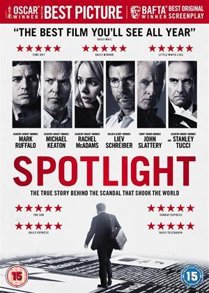 Spotlight Online DVD Rental