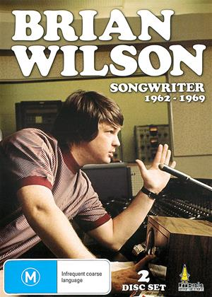 Rent Brian Wilson Songwriter 1962-1969 Online DVD Rental
