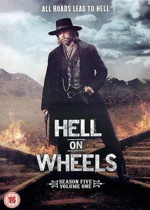 Hell on Wheels: Series 5: Part 1 Online DVD Rental