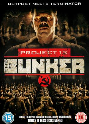 Project 12: The Bunker Online DVD Rental