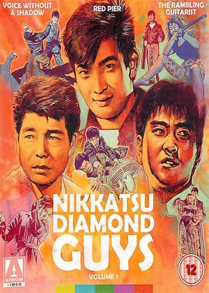 Rent Nikkatsu Diamond Guys: Vol.1 (aka Kagenaki koe / Akai hatoba / Gitaa o motta wataridori) Online DVD Rental