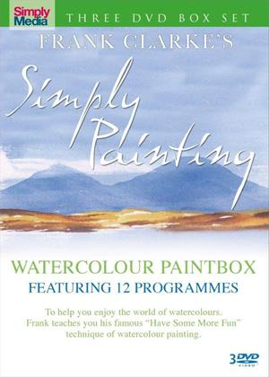 Simply Painting: Watercolours Online DVD Rental