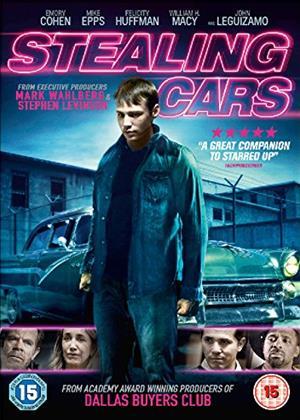 Stealing Cars Online DVD Rental