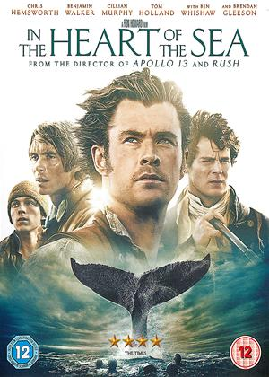 In the Heart of the Sea Online DVD Rental