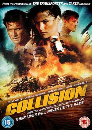 Collision Online DVD Rental