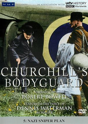 Rent Churchill's Bodyguard: Vol.5: Nazi Sniper Plan Online DVD Rental