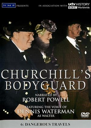 Churchill's Bodyguard: Vol.6: Dangerous Travels Online DVD Rental