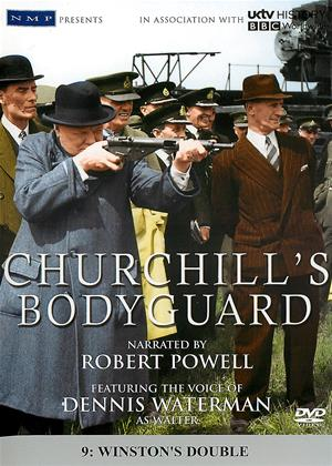 Rent Churchill's Bodyguard: Vol.9: Winston's Double Online DVD Rental