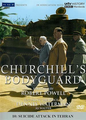 Churchill's Bodyguard: Vol.10: Suicide Attack in Tehran Online DVD Rental