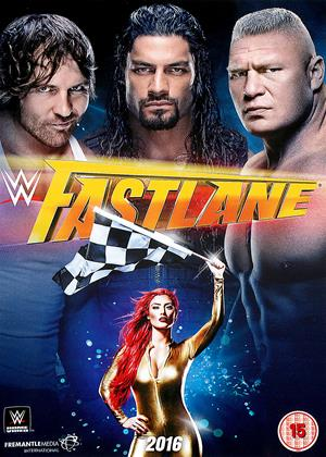WWE: Fast Lane 2016 Online DVD Rental