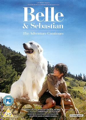 Belle and Sebastian: The Adventure Continues Online DVD Rental