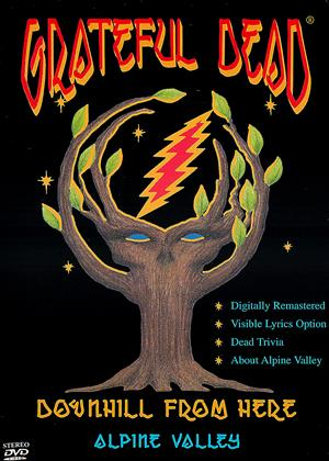 Grateful Dead: Downhill from Here Online DVD Rental