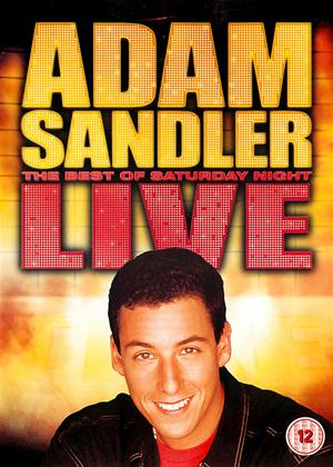 Rent Adam Sandler: The Best of Saturday Night Live Online DVD Rental
