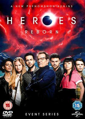 Heroes Reborn Online DVD Rental