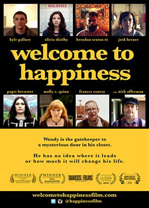 Welcome to Happiness Online DVD Rental