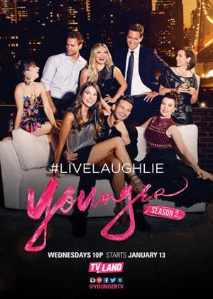 Younger: Series 2 Online DVD Rental