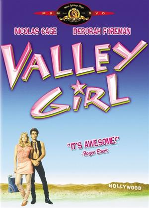 Rent Valley Girl Online DVD Rental