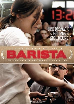 Rent Barista Online DVD Rental