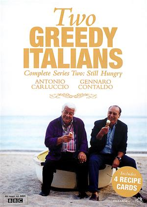Rent Two Greedy Italians: Series 2 Online DVD Rental
