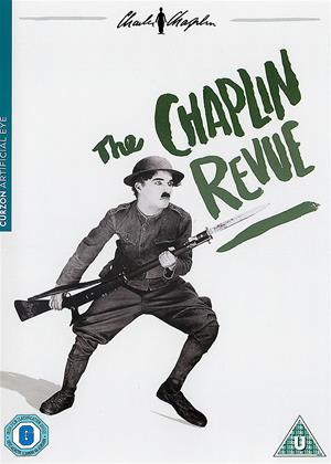 Rent The Chaplin Revue Online DVD Rental