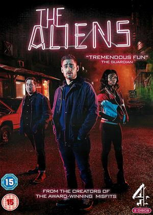 The Aliens Online DVD Rental