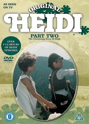 Rent Heidi: Part 2 Online DVD Rental