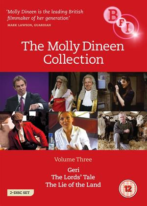 Rent The Molly Dineen Collection: Vol.3 Online DVD Rental