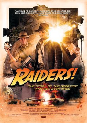 Raiders!: The Story of the Greatest Fan Film Ever Made Online DVD Rental