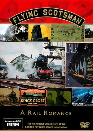 Rent Flying Scotsman: A Rail Romance Online DVD Rental